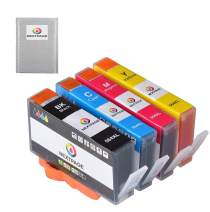 NEXTPAGE Compatible Ink Cartridge Replacement for HP 564XL  ( Black, Cyan, Yellow, Magenta , 4 pk )