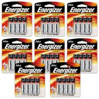32 Count Energizer Max AA Batteries - 8 Pack of 4 AA2 Total of 32 Batteries, The Perfect Choice of Power for All AA Battery Operated Devices