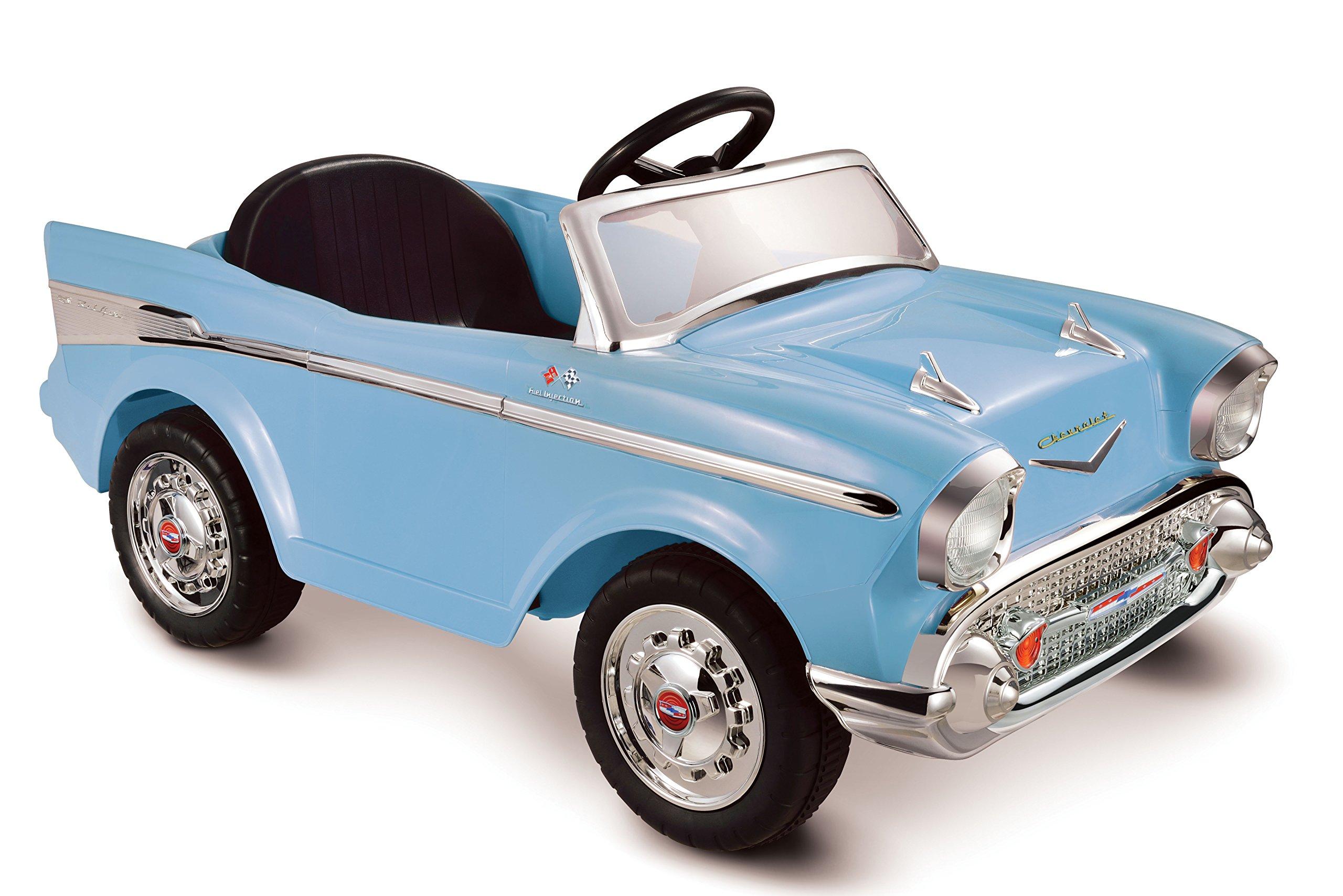 Kid Motorz Chevy Bel Air, 12V, Blue