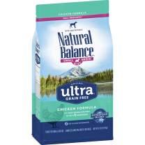 Natural Balance Original Ultra Small Breed Bites Dry Dog Food
