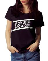 LeRage Hakuna Moscato Cute Funny Wine Shirt Sayings Birthday Gifts for Women.