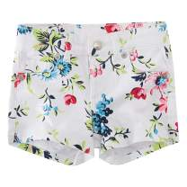Levi's Girls' Big Denim Shorty Shorts