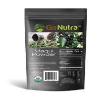 Organic Maqui Berry Powder 1lb - Freeze Dried Antioxidants Polyphenols and ORAC