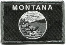 Tactical State Patch - Montana