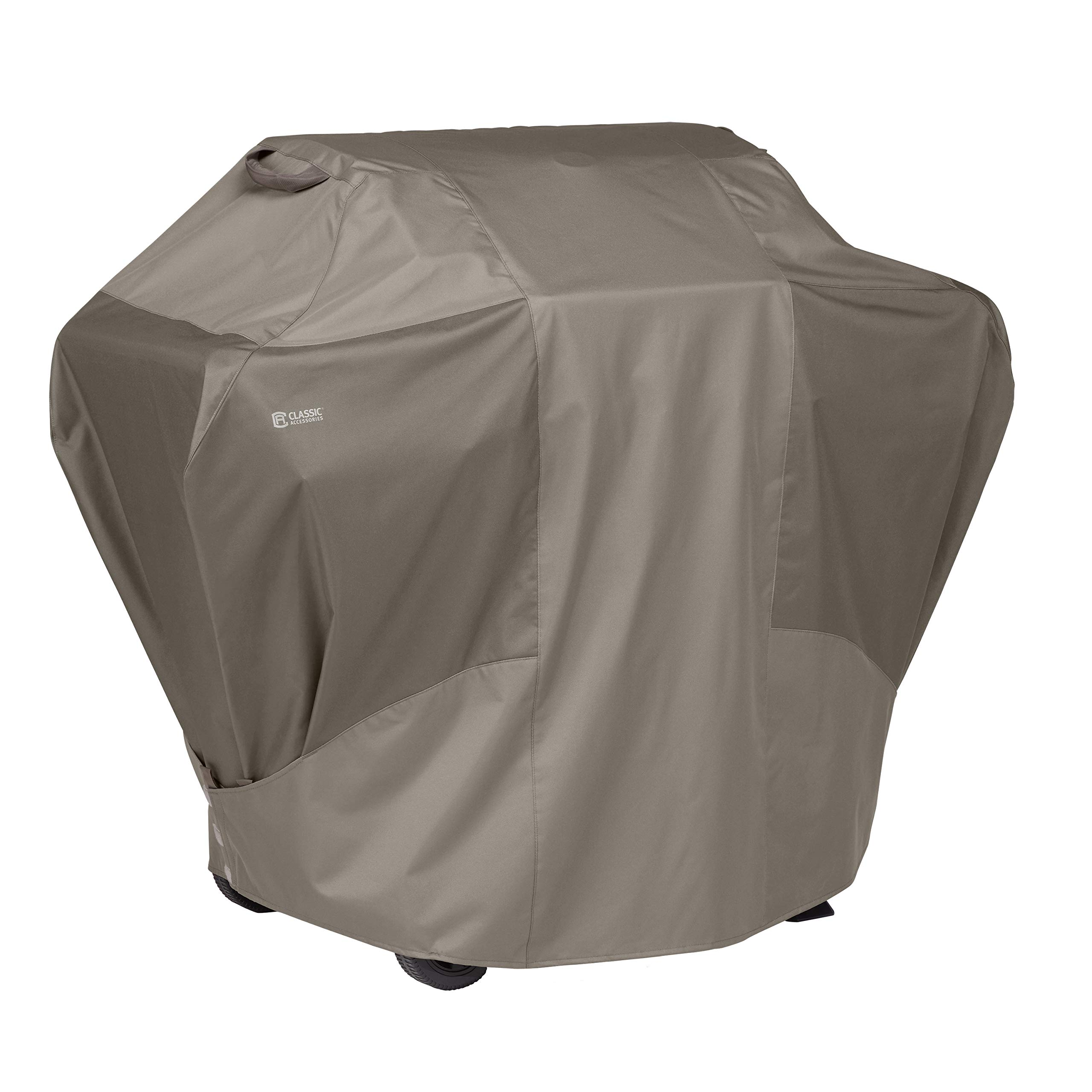 Classic Accessories Porterhouse Water-Resistant 70 Inch BBQ Grill Cover