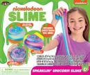 Cra-Z-Art 18873 Nickelodeon Ultimate DIY Unicorn Arts & Crafts Slime Kit,Multicolor