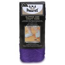 Phentex Slipper & Craft Yarn, 3 Ounce, Calypso, Single Ball