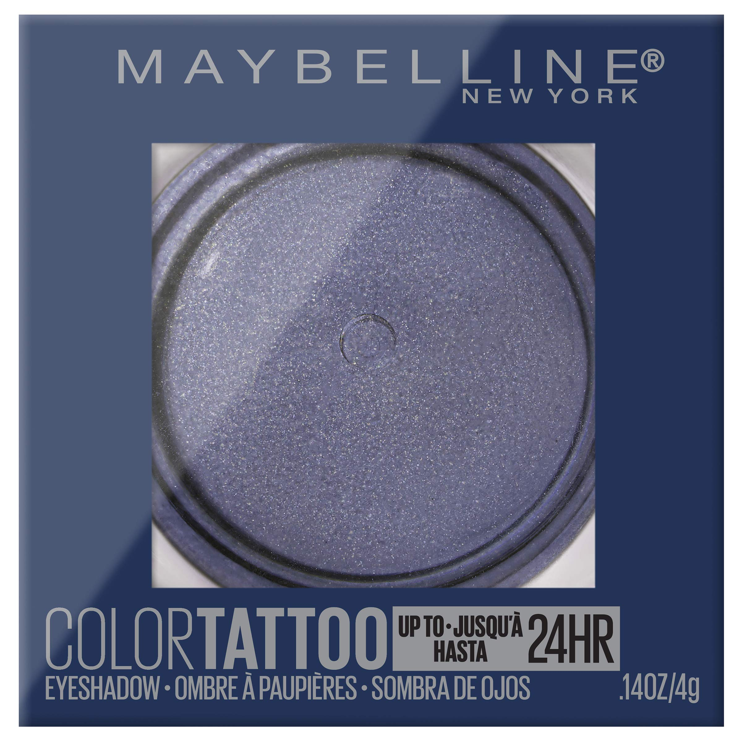 Maybelline New York Color Tattoo 24 Hour Longwear Cream Eyeshadow Makeup, Trailblazer, 0.14 Ounce