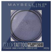 Maybelline New York Color Tattoo 24 Hour Longwear Cream Eyeshadow Makeup, Trailblazer, 0.14 Ounce