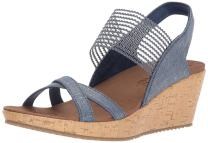 Skechers Women's Beverlee - High Tea Wedge Sandal