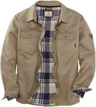 Legendary Whitetails Men's Journeyman Shirt Jacket