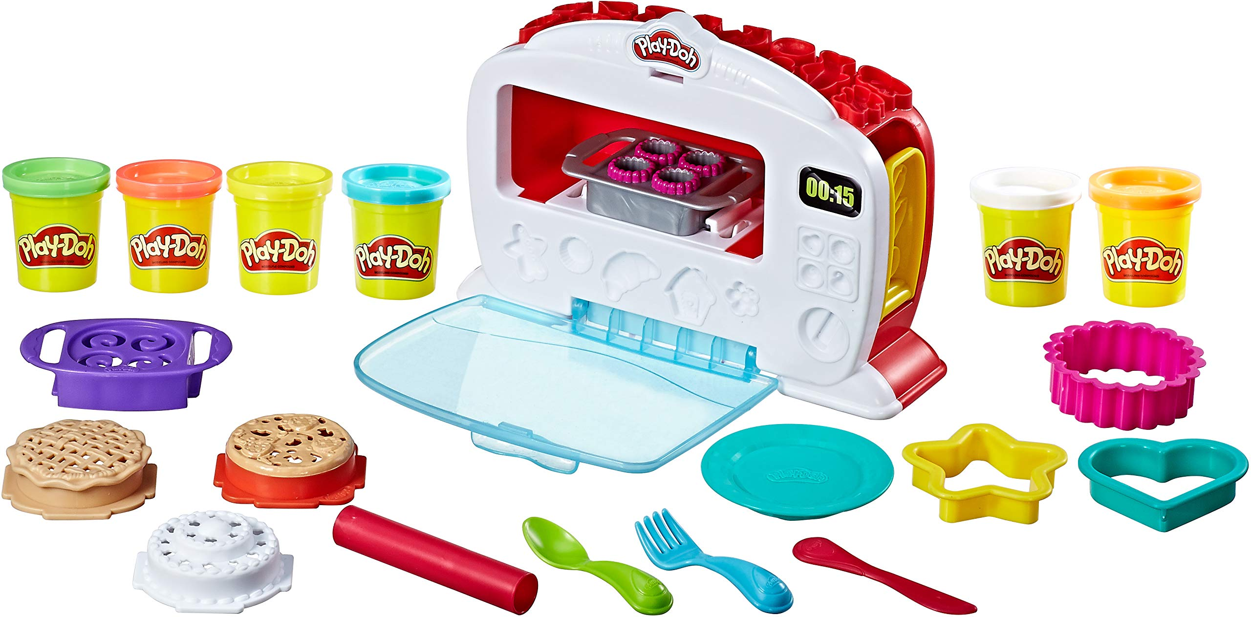 Play Doh Magical Oven