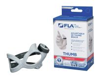 FLA 3D Adjustable Right Thumb Brace, Small