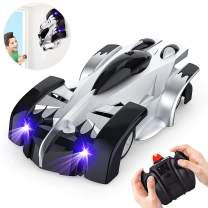 EpochAir Remote Control Car for Boys - Wall Climbing Cars Rechargeable Stunt RC Car toyHigh Speed Vehicle with Dual Mode 360° Rotating Stunt Gift for 3 4 5 6 7 8 Year Old Kids (Car)