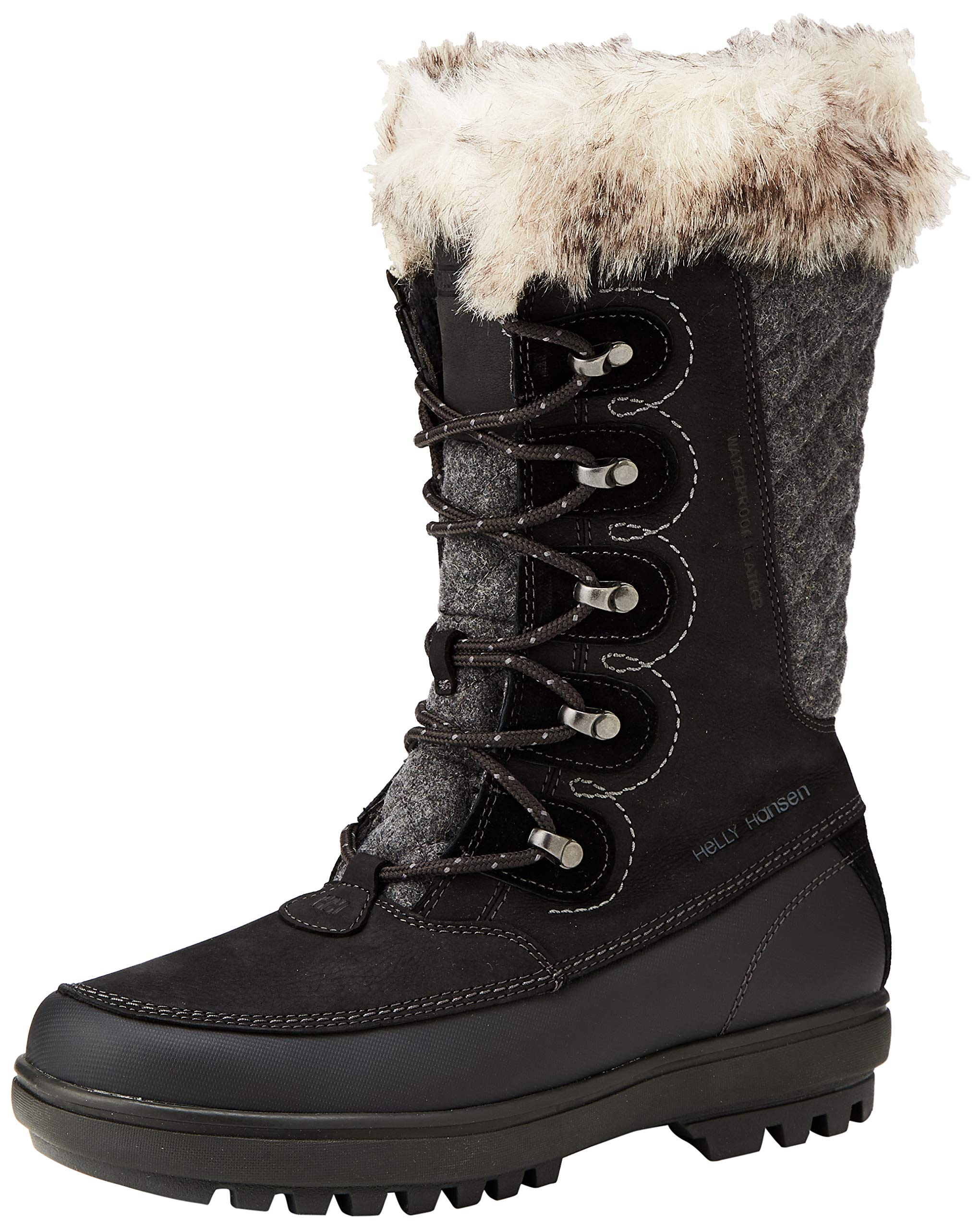 Helly-Hansen Women's Snow Boots, Black