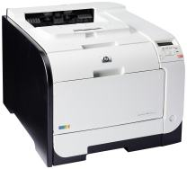 HP Laserjet Pro M451dn Color Printer (Discontinued By Manufacturer)