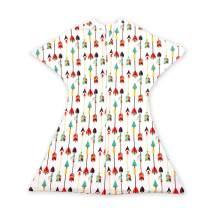 SleepingBaby Zipadee-Zip Swaddle Transition Baby Swaddle Blanket with Zipper, Cozy Baby Swaddle Wrap and Baby Sleep Sack (Medium 6-12 Months | 18-26 lbs, 29-33 inches | Straight and Arrow)