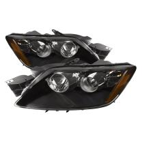 PERDE Compatible with Mazda CX-7 Halogen Headlights with Performance Lens