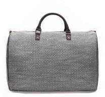 Jacquard Weekender (Navy and White) - MSRP $88