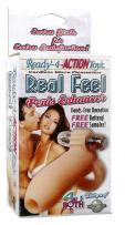 Pipedream Ready for Action Real Feel Penis Enhancer, Flesh
