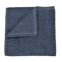 "Coyuchi Air Weight Organic OS Hand Towel, 20""x40"", French Blue"