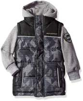 Weatherproof Boys' Hooded Jacket