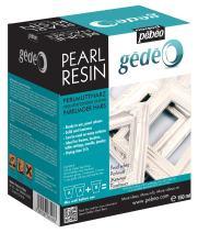 Pebeo Gedeo, Pearl Resin, 150 ml - Pearl White