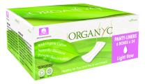 Organyc 100% Certified Organic Cotton Panty Liner – Everyday Pantiliner, Light Flow (144 Count)