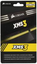 Corsair 16GB XMS3 (2x 8GB) DDR3 SDRAM 1600MHz 240-Pin 16 Dual Channel Kit DDR3 1600 (PC3 12800) CMX16GX3M2A1600C11