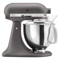 KitchenAid Artisan Series 5-Qt. Stand Mixer with Pouring Shield - Imperial Grey