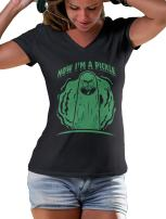 LeRage Shirts Now I'm a Pickle Women's