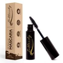 Brown Mascara by Endlessly Beautiful | Organic Makeup, Cruelty Free, Natural Makeup | Makes a Great Vegan Gifts | Eyebrow Mascara