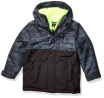 The Children's Place Boys' Big 3 in 1 Cold Weather Jacket