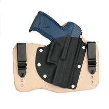 FoxX Holsters Heckler & Koch P2000 9/40 in The Waistband Hybrid Holster Tuckable, Concealed Carry Gun Holster