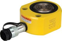 """Enerpac RSM-500 Flat Jac Single-Acting Low-Height Hydraulic Cylinder with 50-Ton Capacity, Single Port, 0.63"""" Stroke Length"""