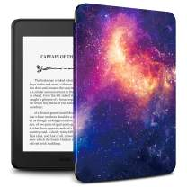 Infiland Kindle Paperwhite 2018 Case Compatible with Amazon Kindle Paperwhite 10th Generation 6 inches 2018 Release(Auto Wake/Sleep),Galaxy