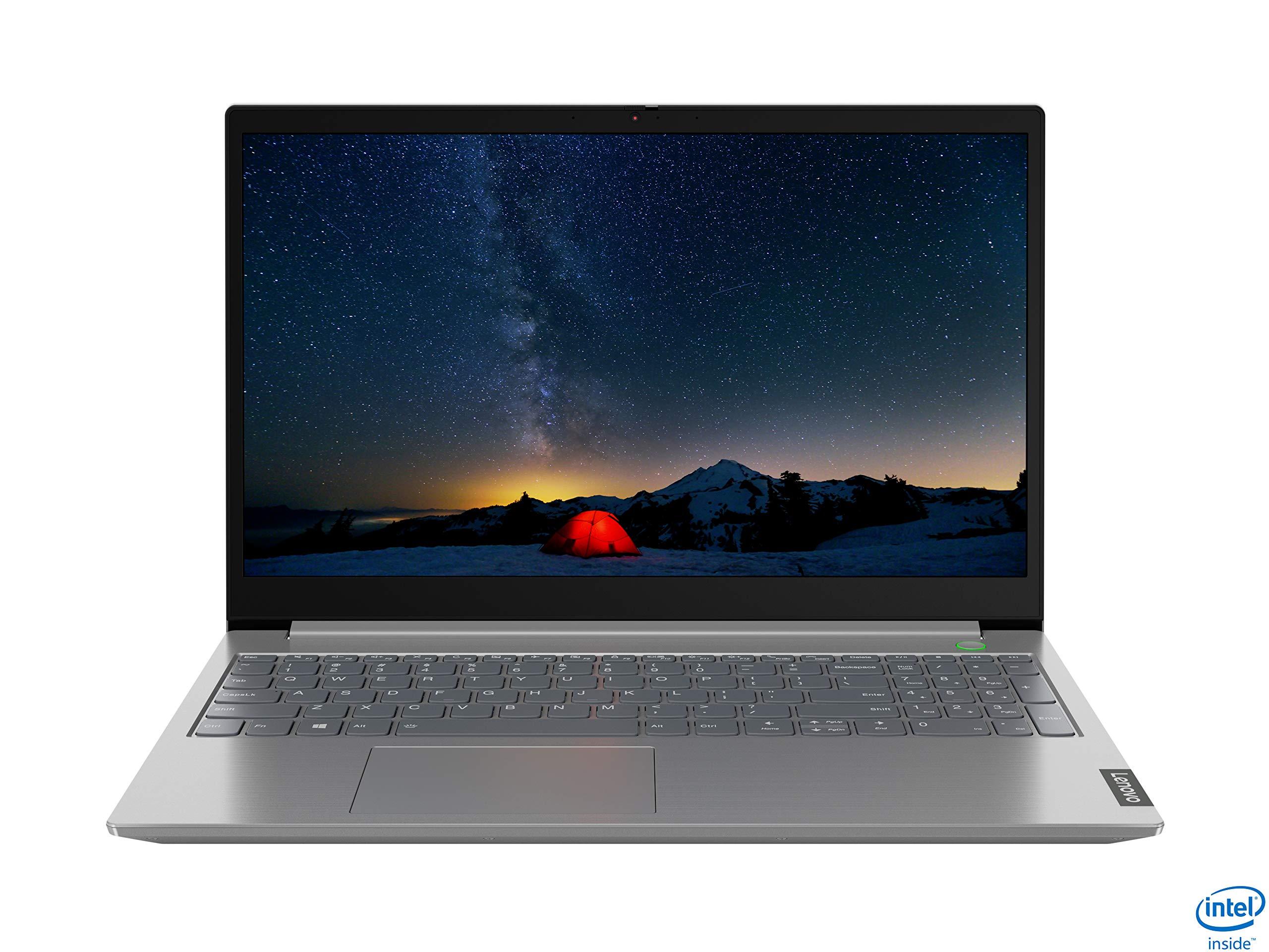 "VCI Lenovo ThinkBook 15-IML, Intel i7-10210U Quad Core, 16GB RAM, 512GB NVMe SSD, 15.6"" Screen, 1920 x 1080, Windows 10 Pro, 9 Hour Battery Run Time"