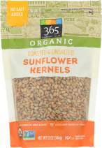 365 Everyday Value, Organic Sunflower Kernels, Roasted & Unsalted, 12 oz