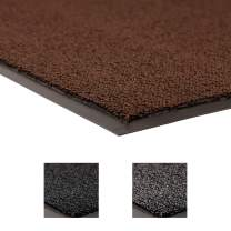 Notrax 231 Prelude Indoor/Outdoor Entrance Mat, for Home or Business, 3' x 5', Brown (231S0035BR)