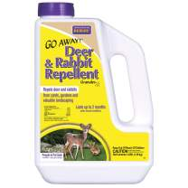 Bonide Products Inc. 227 B004UB8JX0 Bonide 3-Pound Go Away Deer and Rabbit Repellent-227, 3 lb, Multicolor