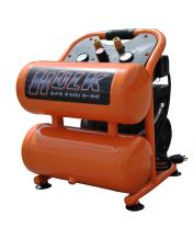 1.5 HP Quiet Portable Air Compressor, 120 PSI, 4 Gallon, HULK Silent Series, Model HP15P004SS by EMAX Compressor