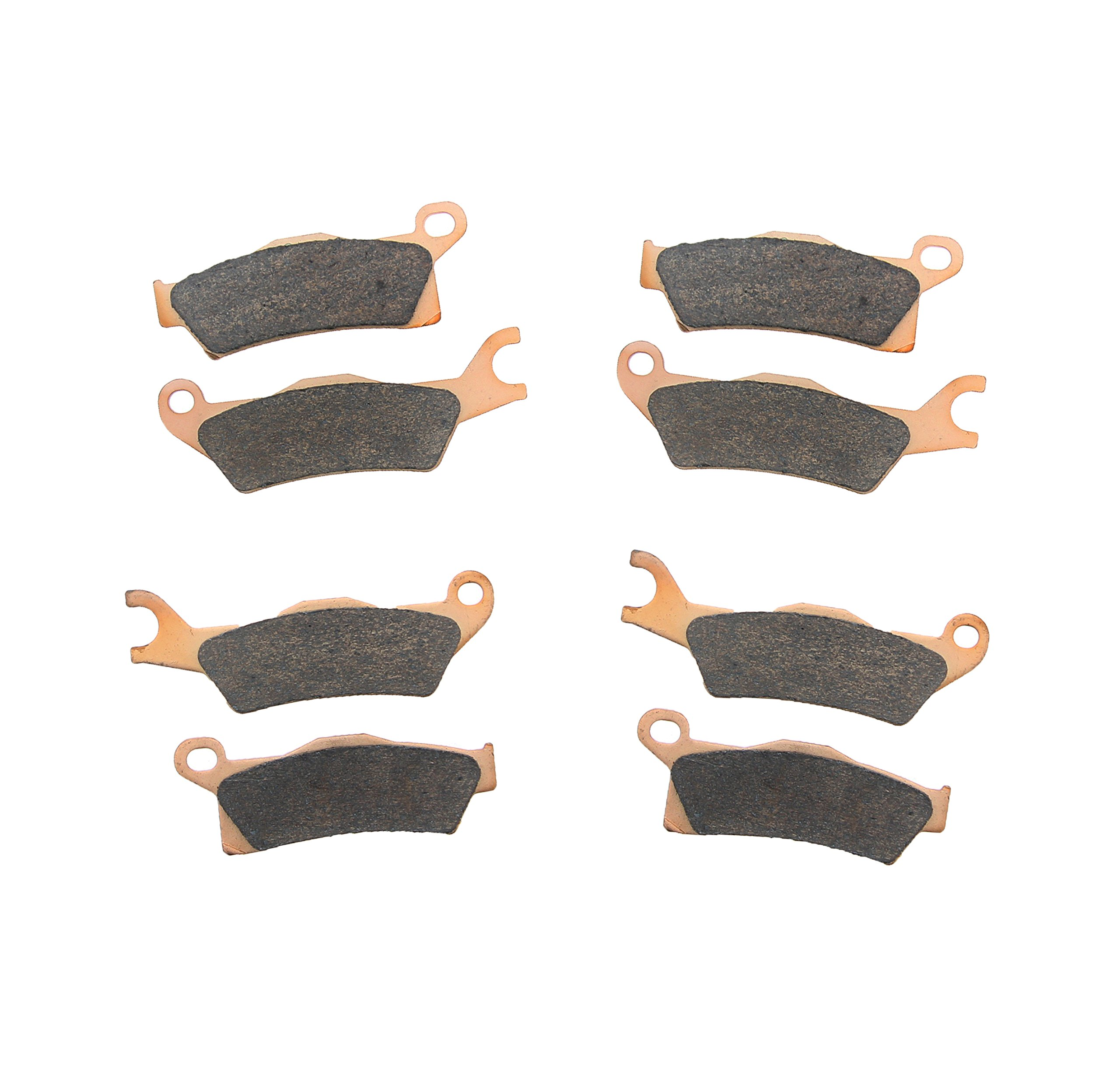 Brake Pads fit Can-Am Renegade 1000R 4x4 XMR 2016-2019 Front and Rear by Race-Driven