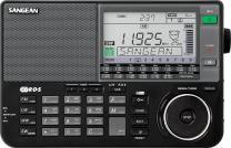 Sangean ATS-909X BK AM/FM/LW/SW World Band Receiver - Black
