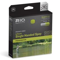 RIO Products Fly Line Intouch Single Hand Spey #4, Peach-Camo