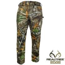 Rivers West Waterproof Windproof Camouflage Fleece Hunting Gear - Adirondack Pant