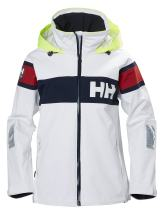 Helly-Hansen Women's Salt Flag Waterproof, Windproof, Breathable Sailing Marine Jacket