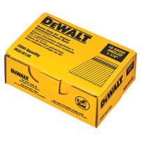 DEWALT Finish Nails, 20-Degree, 1-1/4-Inch, 16GA, 2500-Pack (DCA16125)