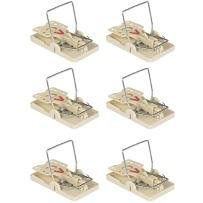Victor M143SAKIT Power Kill Mouse Trap, 6 Pack