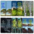 Bible Verses Bookmarks About Hope: Staying Positive in The Midst of Hardship (12 Pack) - Collection of Bible Verses That Will Help Develop A Positive Mindset During Hardship