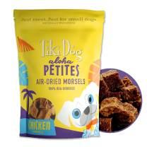Tiki Dog Aloha Petites, Made in the USA, Air-Dried 100% Real Meat Treats